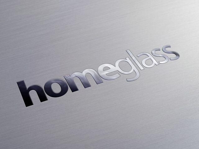logo homeglass