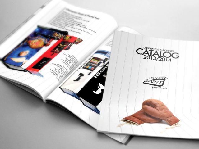 Katalog reklamowy Kriss-Sport